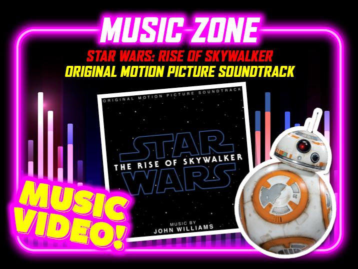 Star Wars Rise Of Skywalker Soundtrack