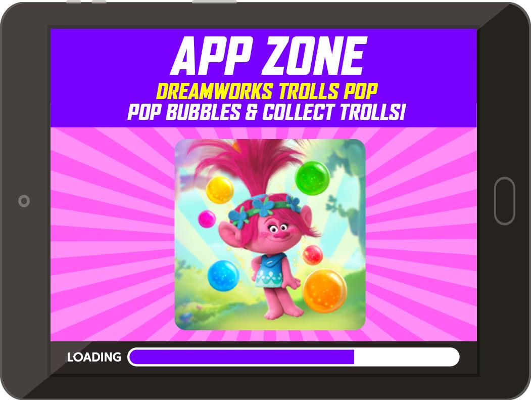 DreamWorks Trolls Pop