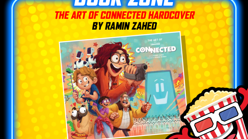 The Art of Connected Hardcover