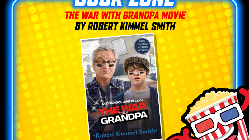 The War with Grandpa Movie Tie-In Edition: 1