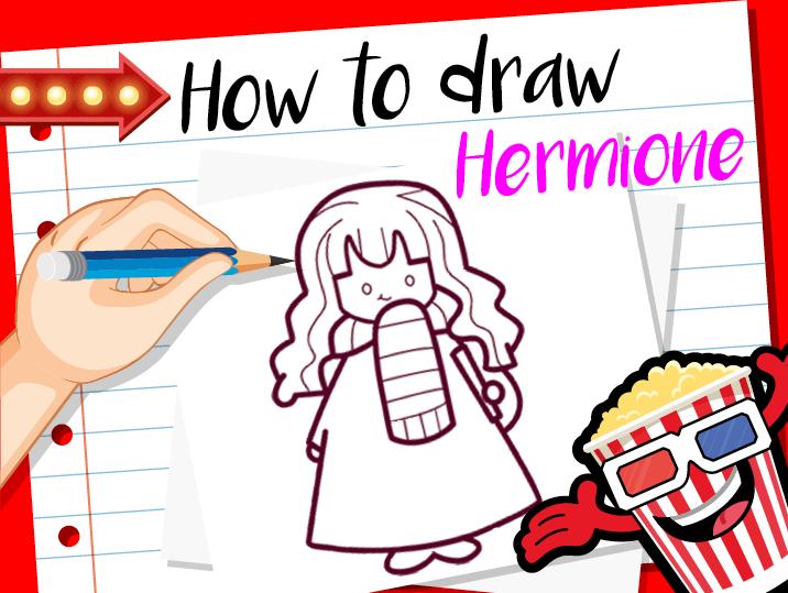 How to Draw… Hermione