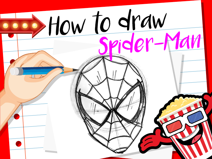 How to Draw… Spider-Man