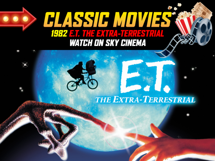 E.T. The Extra-Terrestrial, 1982