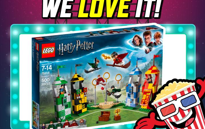 LEGO® Harry Potter Quidditch Match