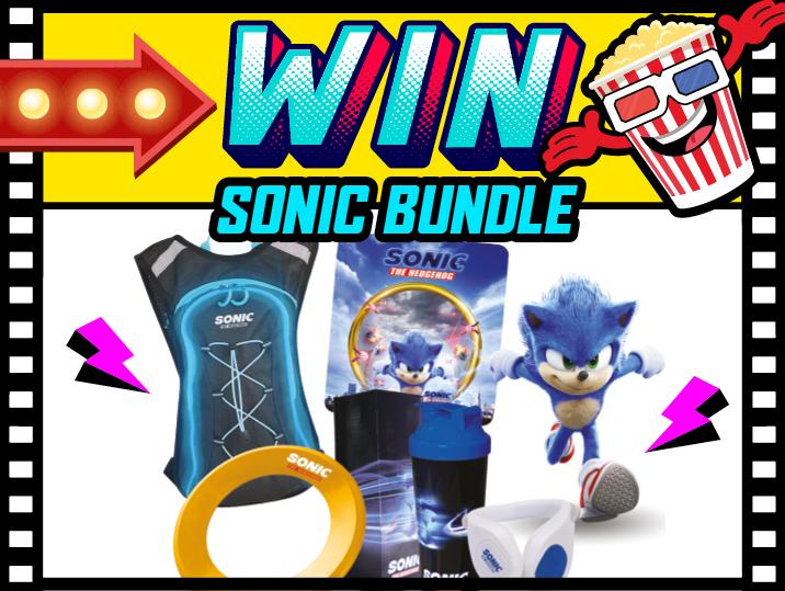 5 X Sonic Bundles