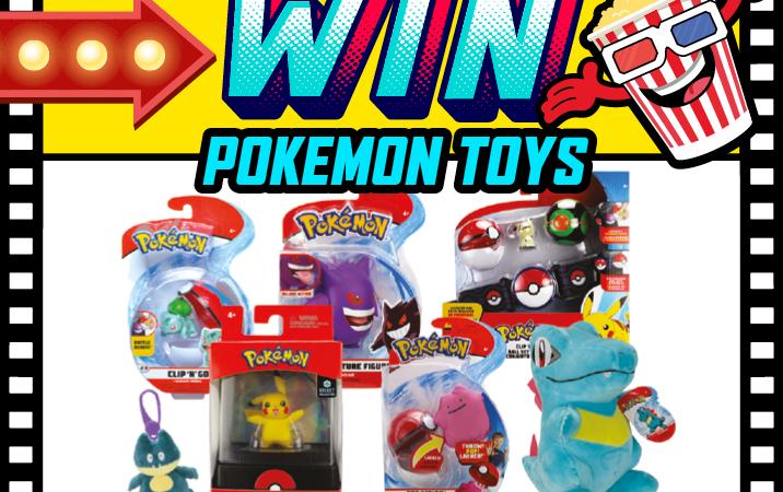 5 X Pokemon Toys Bundles
