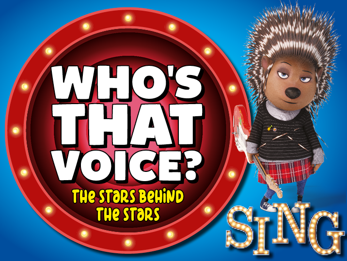 Who's That Voice… Sing