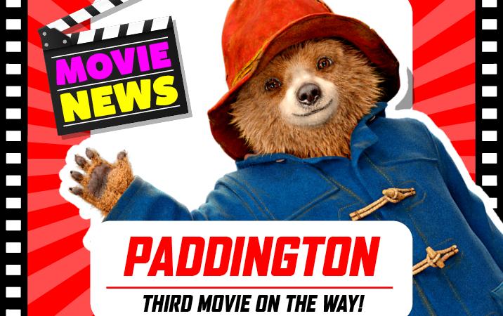 Third Paddington movie