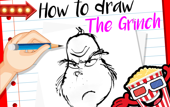 How to Draw… The Grinch