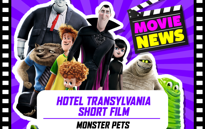Monster Pets, A Hotel Transylvania Short Film from Sony Pictures Animation