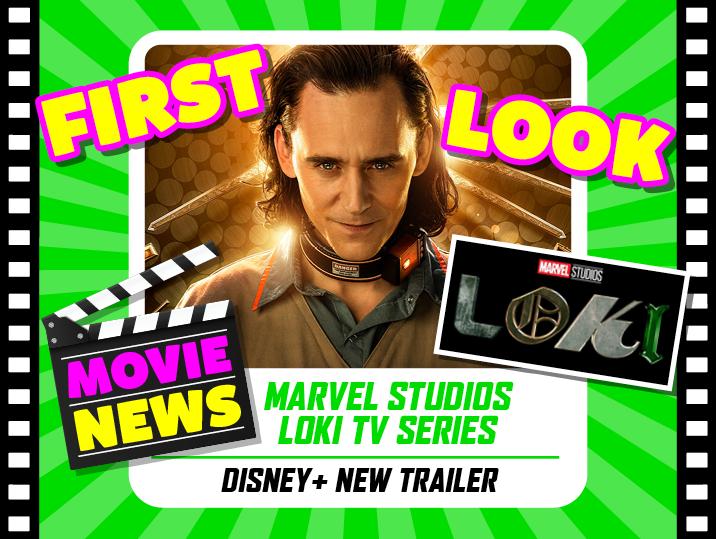 Marvel Studios' Loki  official trailer for Disney+