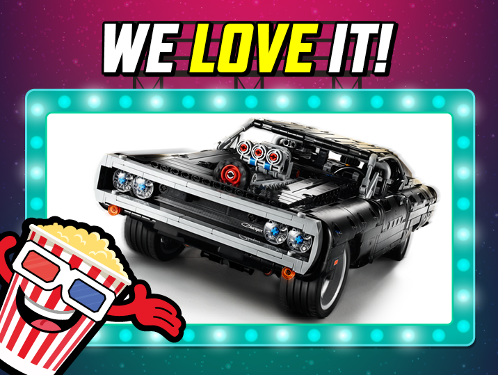 Fast & Furious x LEGO® Dom's Dodge Charger
