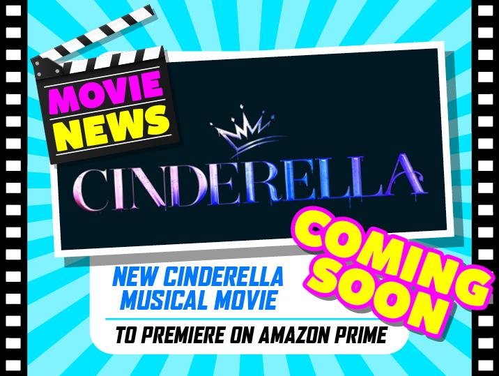 Cinderella new musical movie trailer
