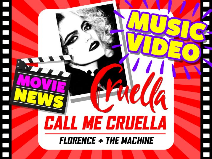 Florence + The Machine – Call me Cruella