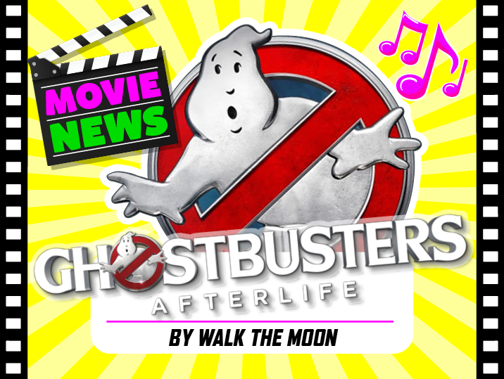 """Listen to the new """"Ghostbusters"""" theme by Walk the Moon"""