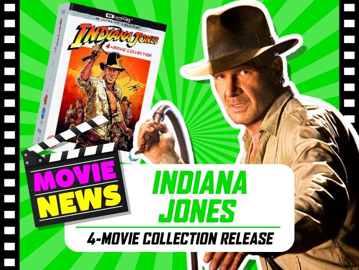 Indiana Jones Official Franchise Trailer