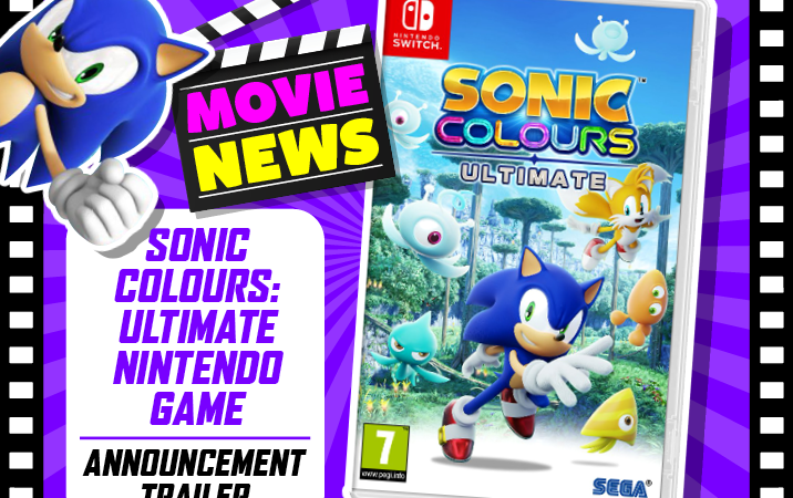 Sonic Colours: Ultimate Nintendo game