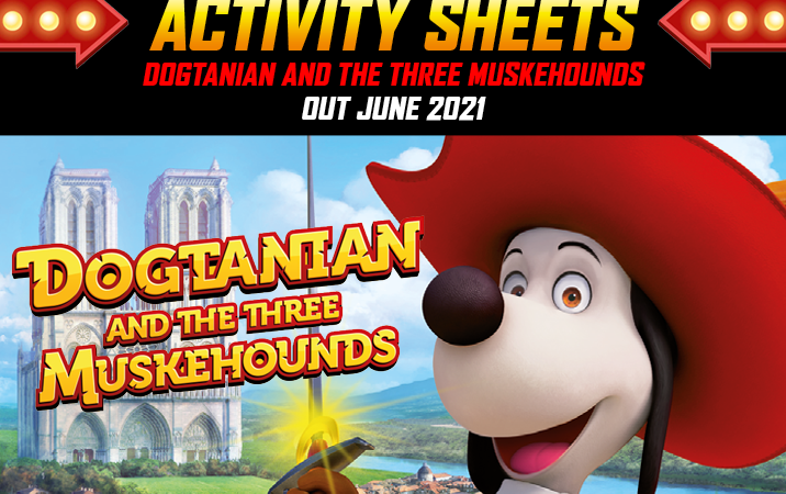 Dogtanian And The Three Muskerhounds Activity Sheets