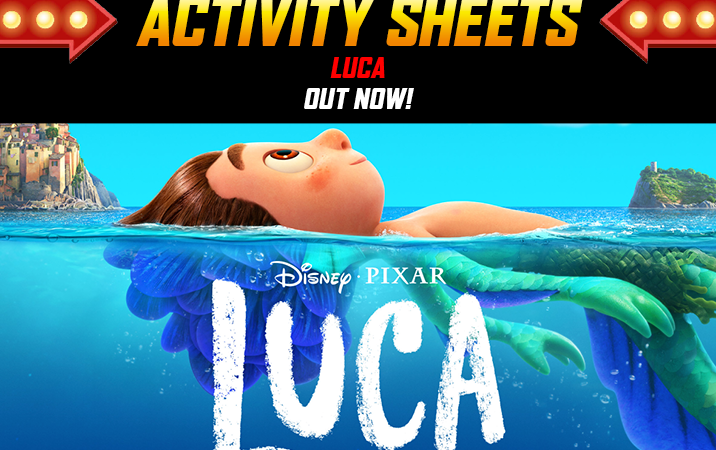 Luca Activity Sheets