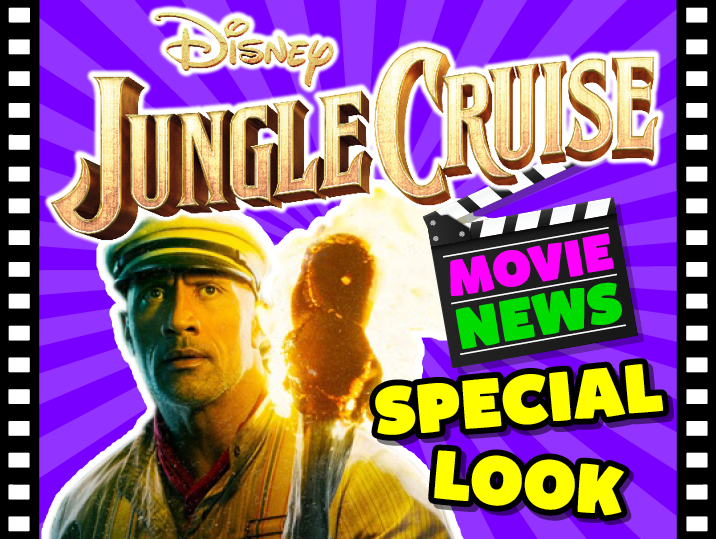 Jungle Cruise Skipper Frank  and Dr. Lily Trailers
