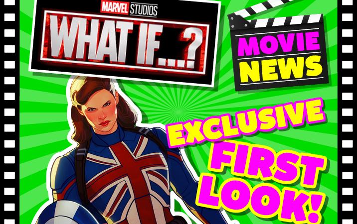 Marvel Studios' What If…?  Official trailer  Disney+