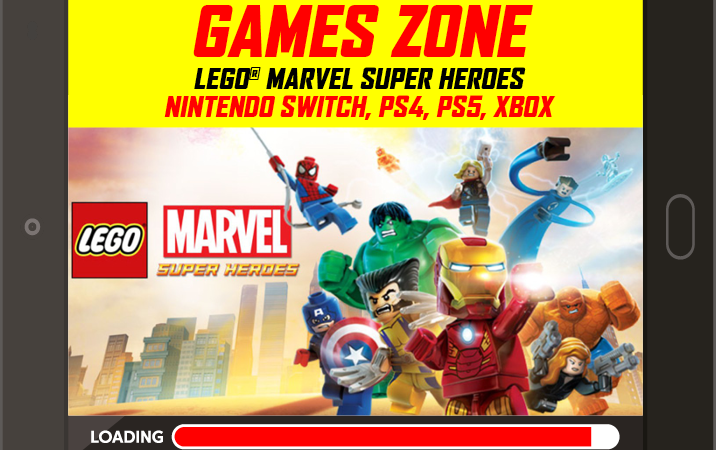 LEGO®Marvel Super Heroes