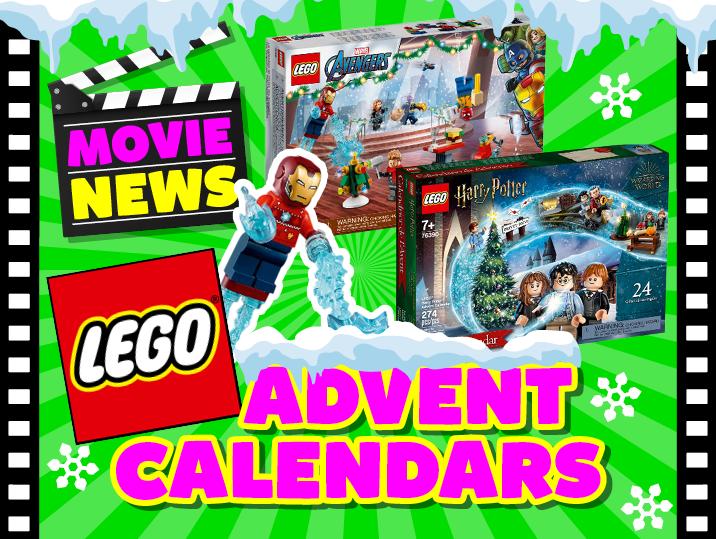 LEGO® Harry Potter™ Advent Calendar &