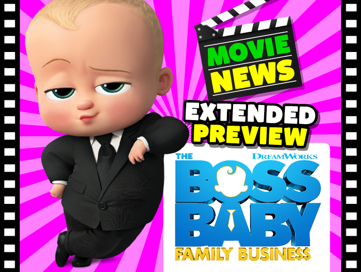 Boss Baby: Family Business – Tina reveals she's an undercover agent for BabyCorp