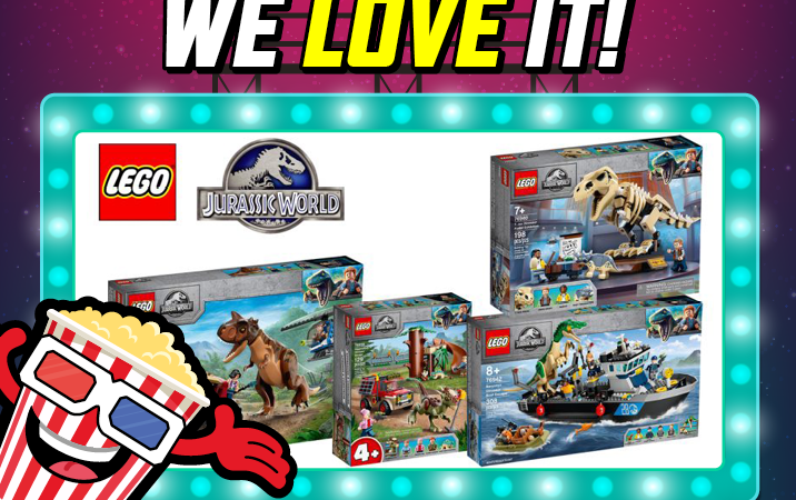 LEGO® Jurassic World 2021 sets